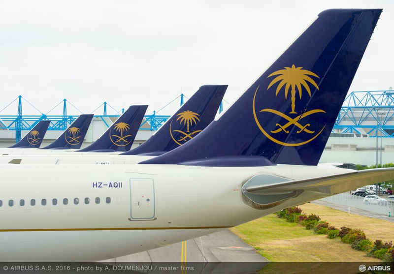 Saudia – Saudi Arabian Airlines becomes launch customer for Airbus A330-300R