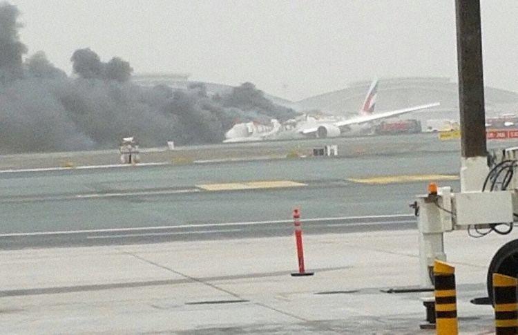EK521 becomes first major accident involving a Boeing 777-300(ER)