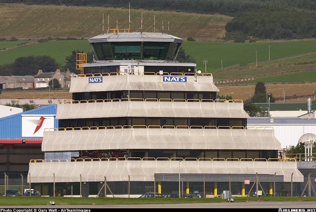 Aberdeen Airport Closed Because Of Damage On The Runway