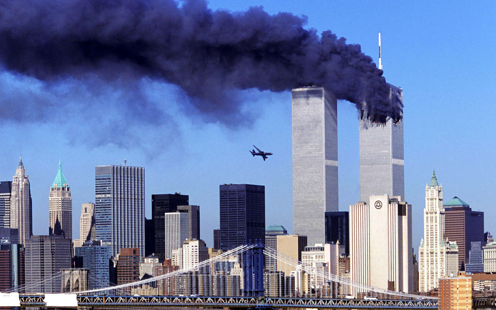 Flying on 9/11 15 years ago…