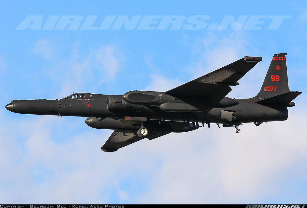 U-2 Pilot Dies After Planes Crashes