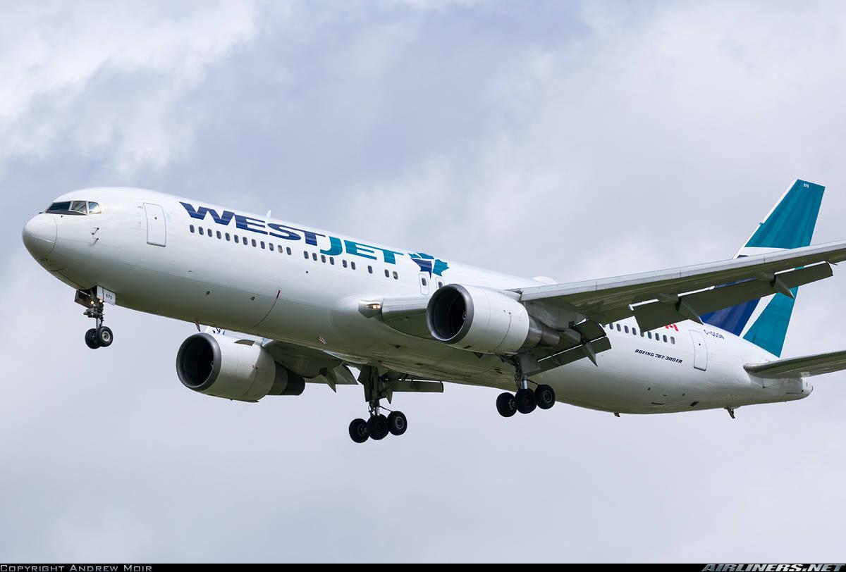 WestJet flight diverts to Reykjavik because of a mechanical problem