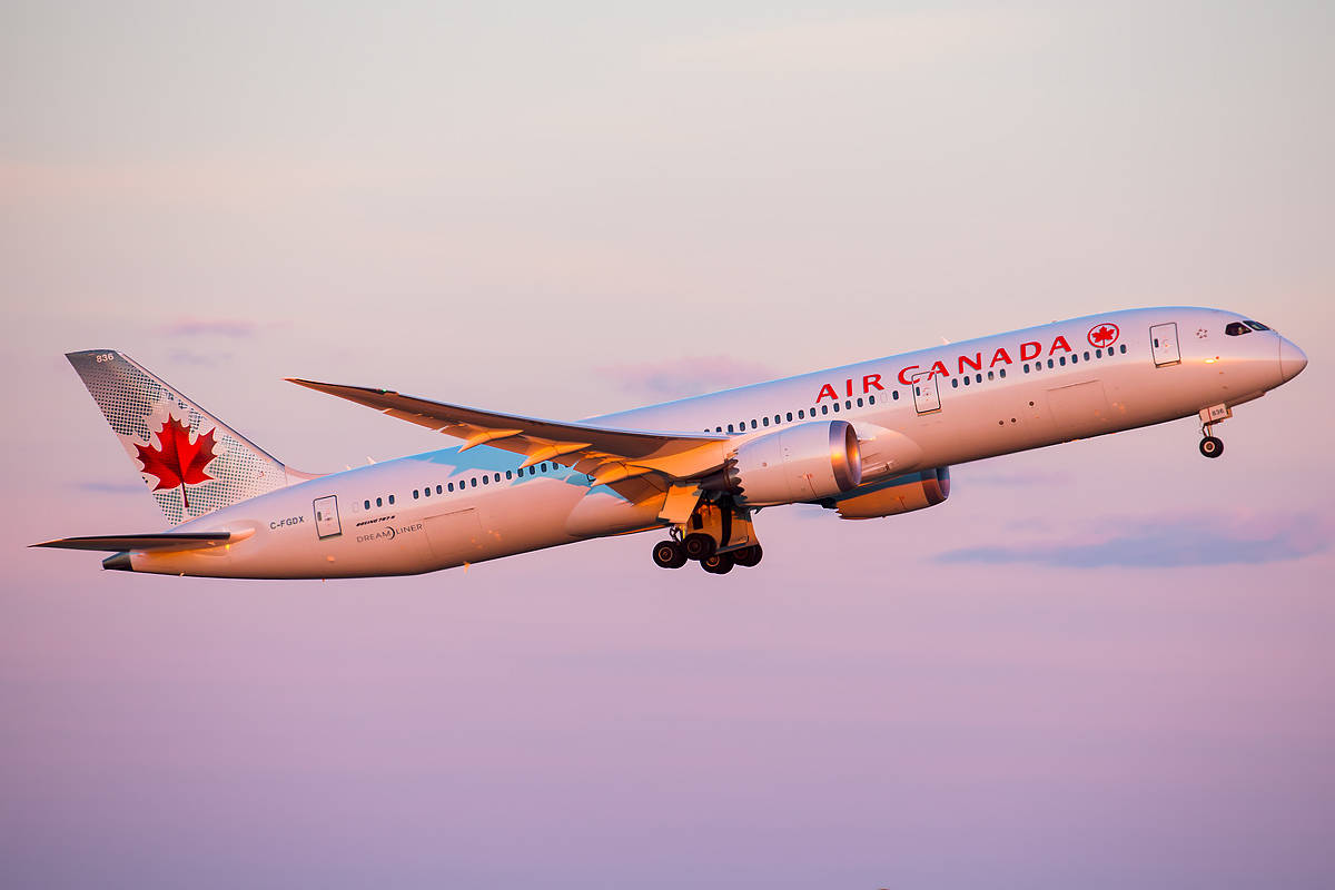 Air Canada launches non-stop daily service from Montréal to Shanghai