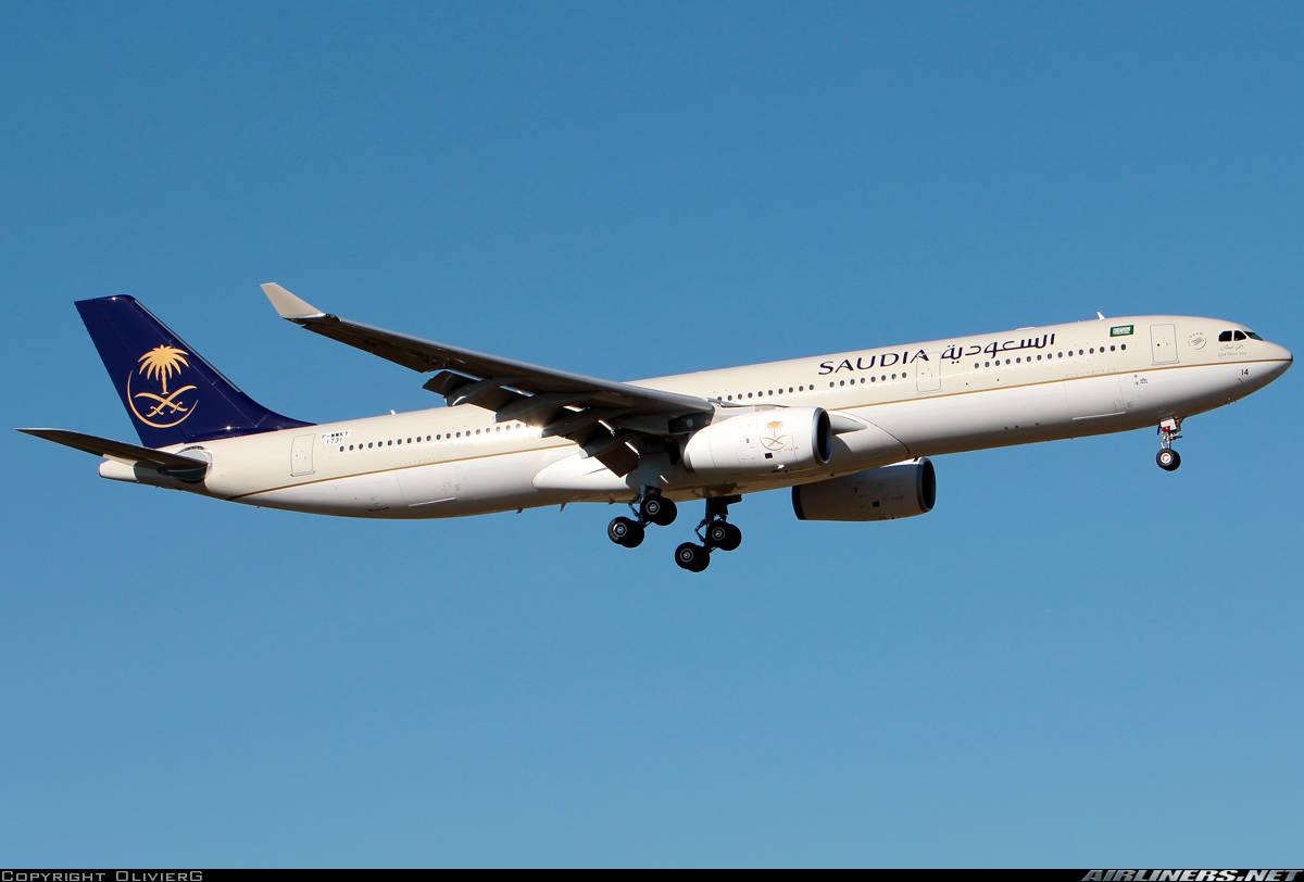 Passengers trash cabin on first flight of Saudia – Saudi Arabian Airlines Airbus A330-343
