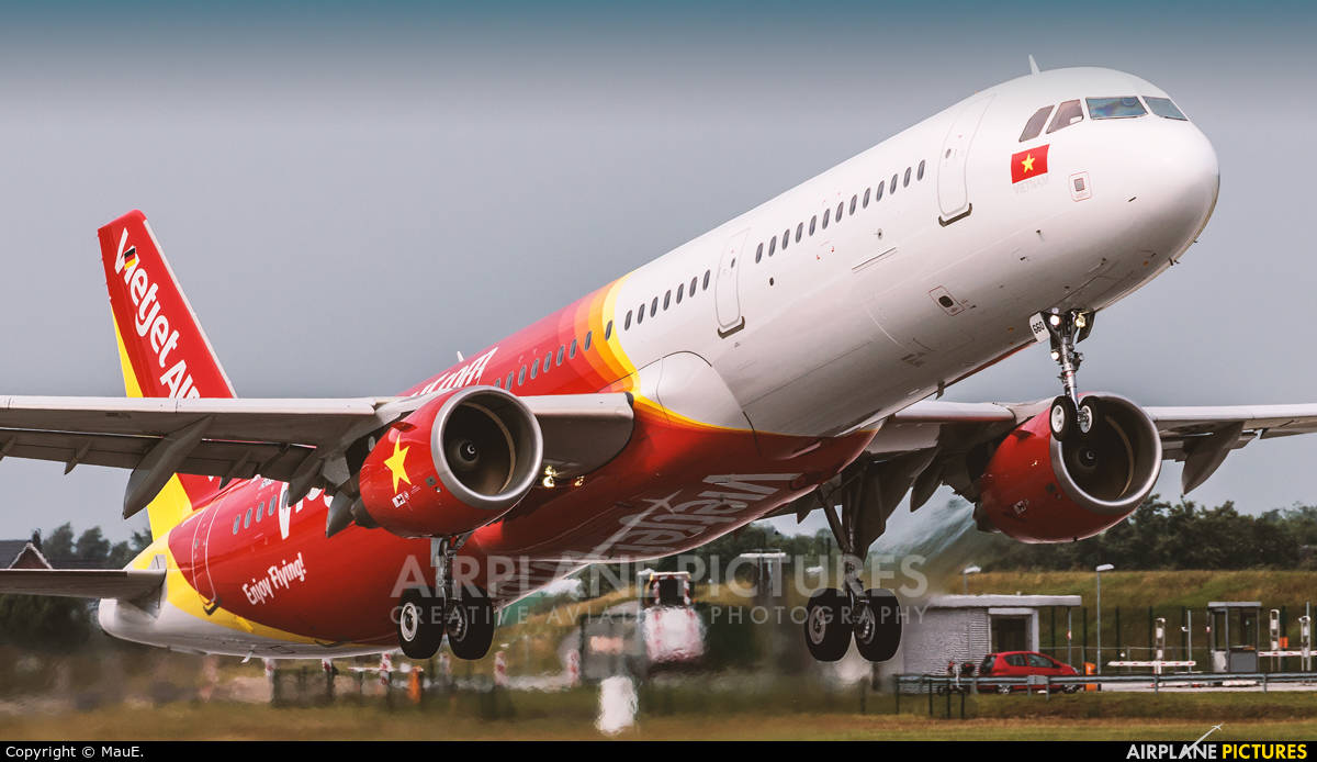 VietJet orders 10x A321CEO and 10x A321NEO