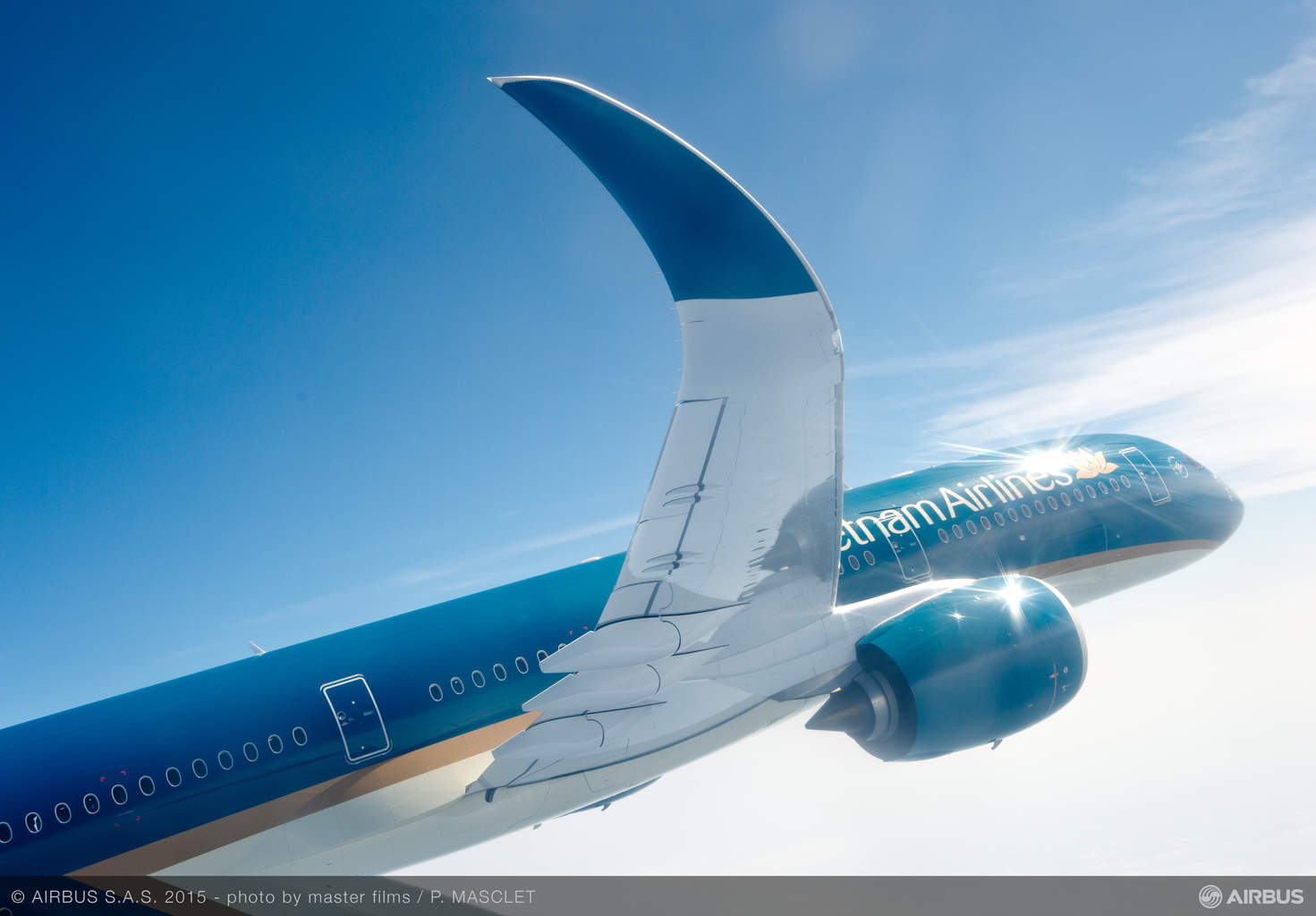 Vietnam Airlines places MOU for 10 extra A350XWBs