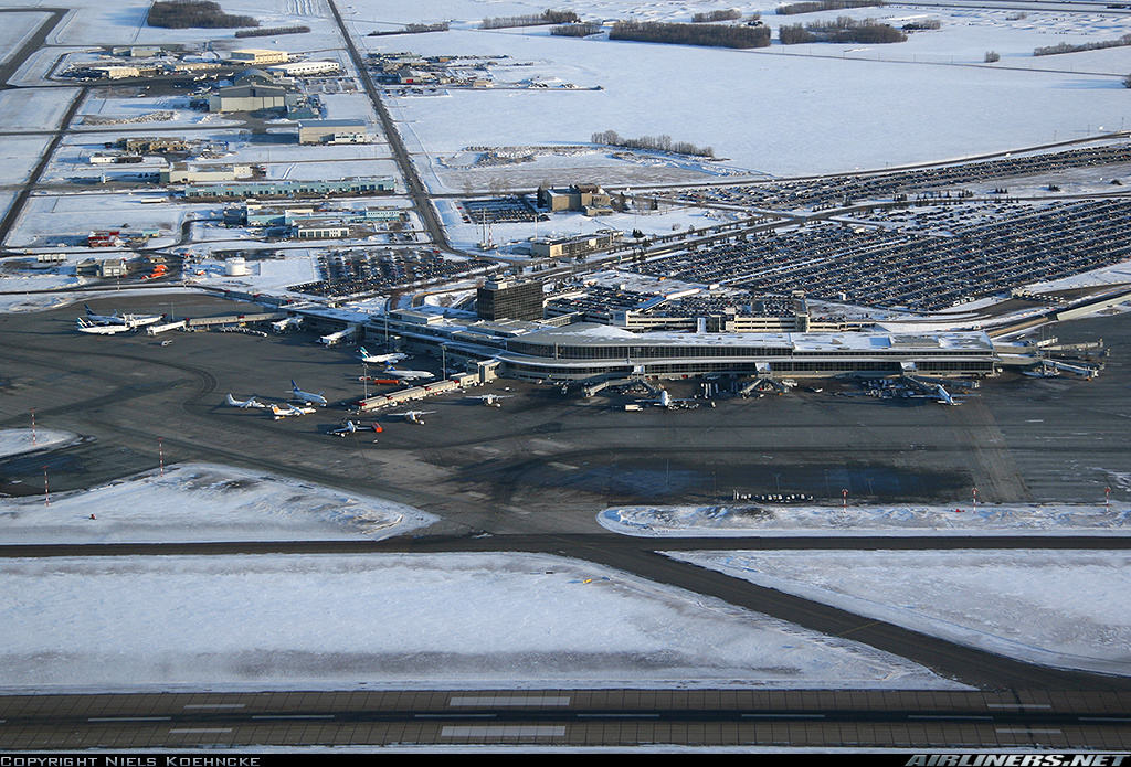 Edmonton Intl becomes star of new TV Reality Show