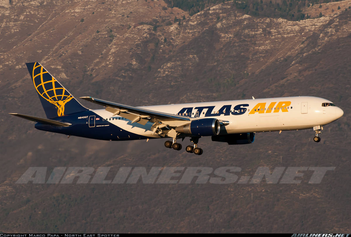 Atlas Air signs deal for nine Boeing 767-300(ER)(BCF) airplanes