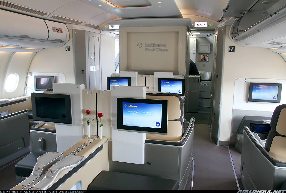 Lufthansa forecasts a rise in Premium Class booking in 2016