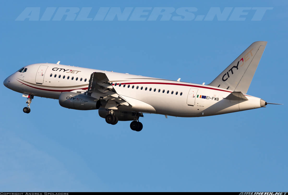 CityJet to firm up options on SSJ100 order