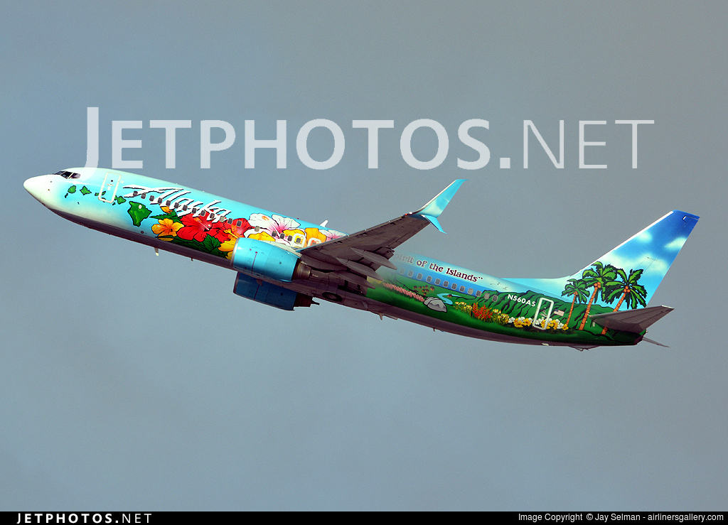 """Alaska Airlines launches """"Paint the Plane"""" contest for special 737-700F livery"""