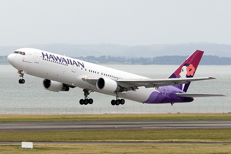 Number of Over-Weight passengers forces Hawaiian Airlines to change their seating policy