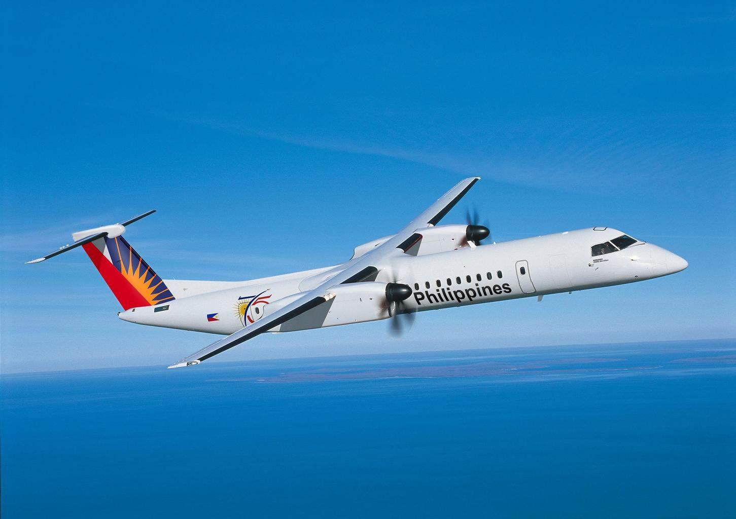 Philippine Airlines signs LOI for up to 12 Q400s