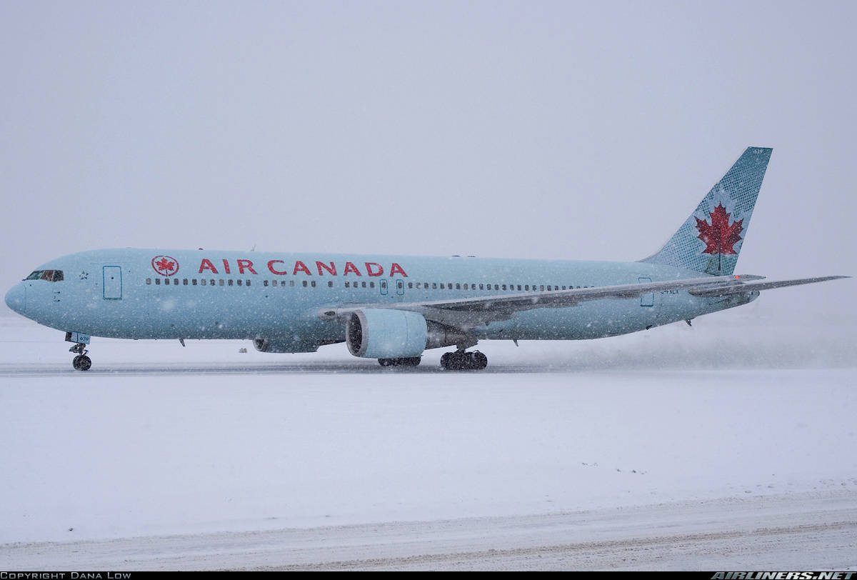 Flights to/from Nova Scotia cancelled because of massive snow storm