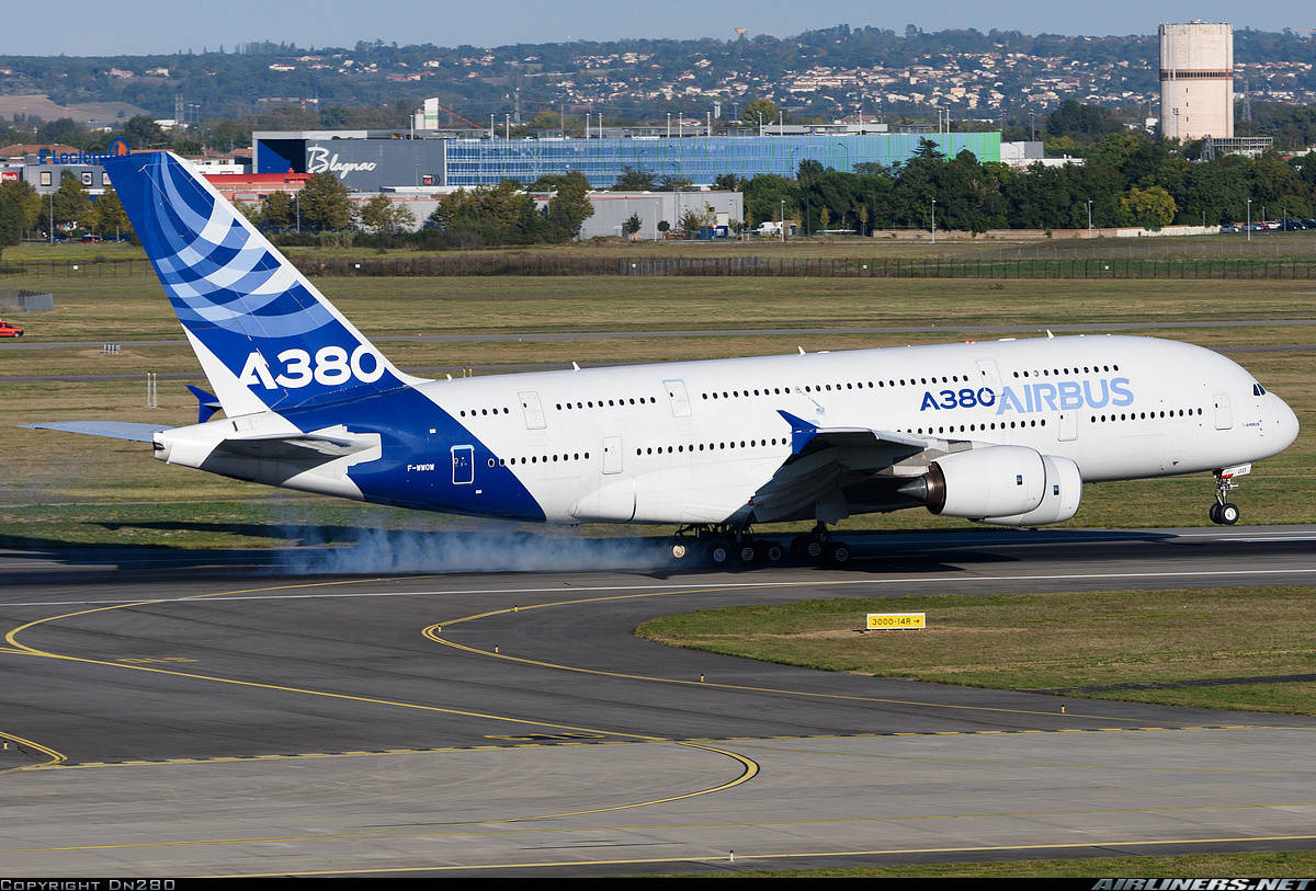What does the future hold for the Airbus A380?