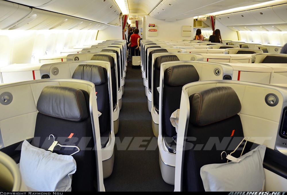 A trip on Air France flight 345   Un vol sur Air France 345