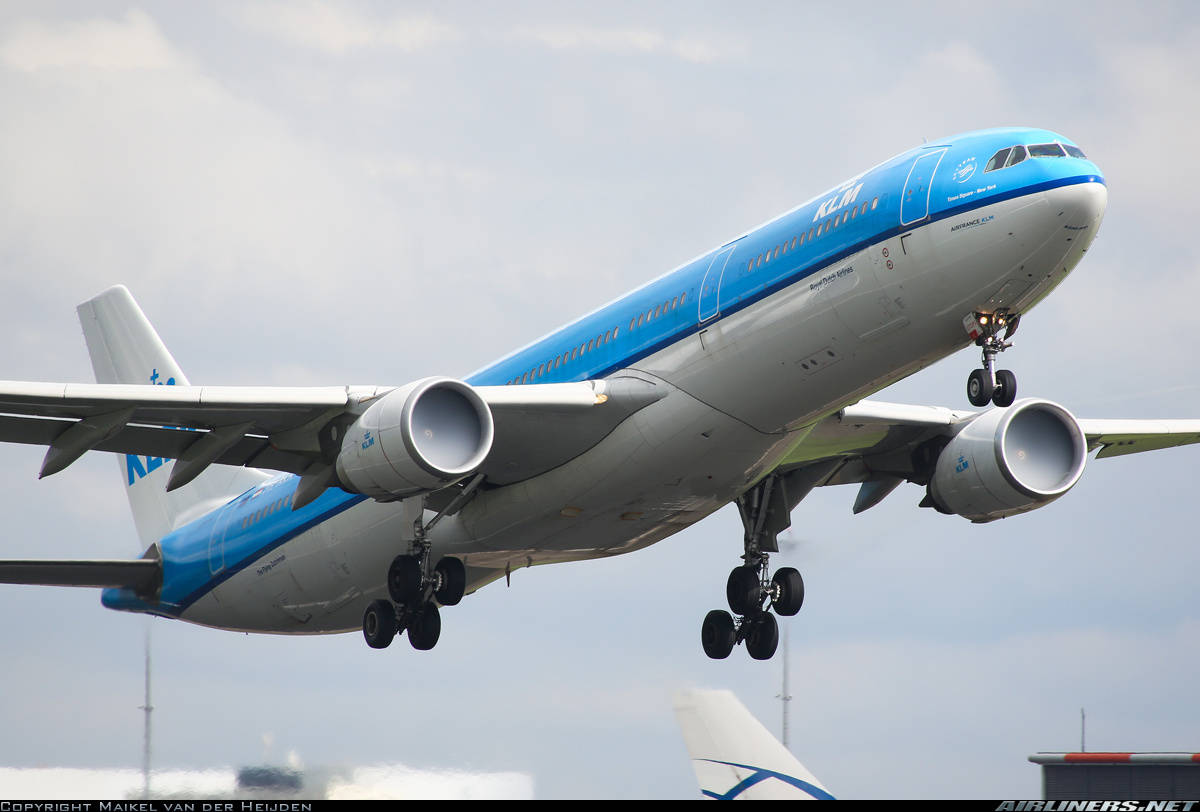 After 33 years KLM Royal Dutch Airlines suspends flights to Doha