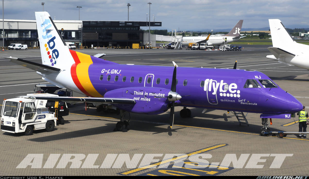 Flybe and Loganair terminate contract