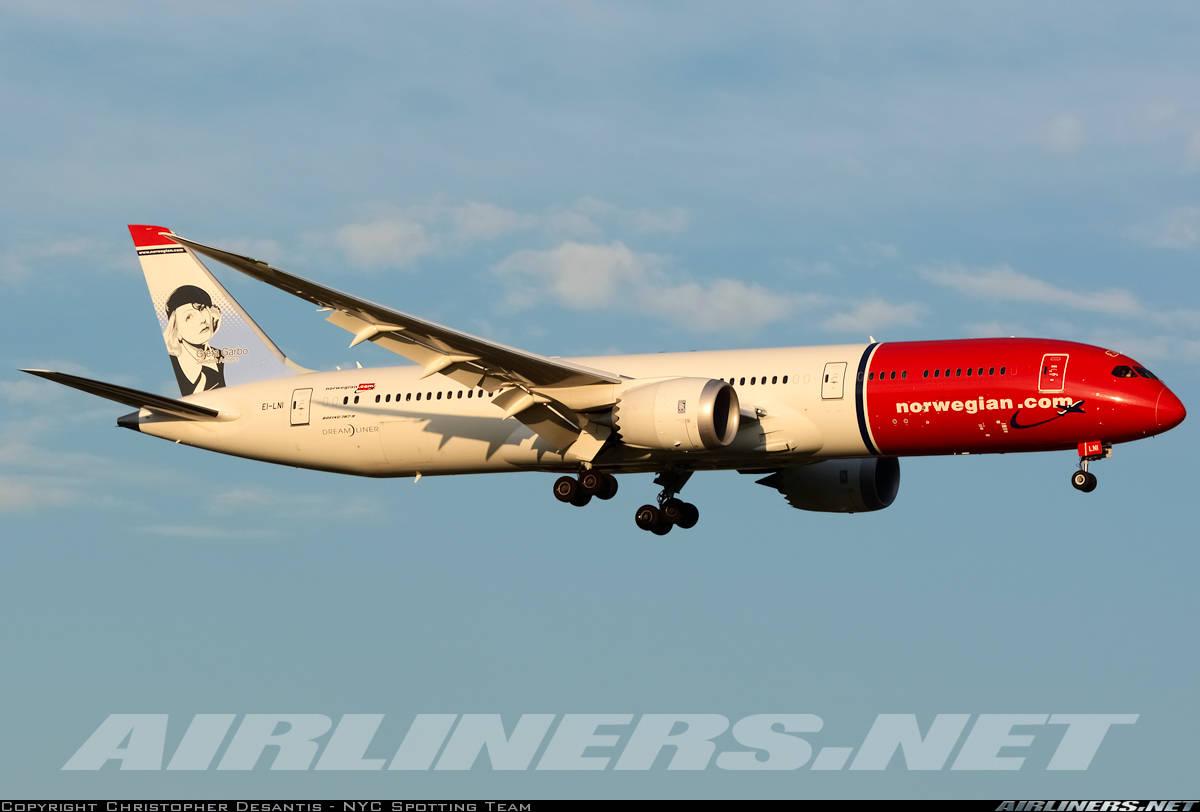 Norwegian Long Haul suspends summer service to Las Vegas