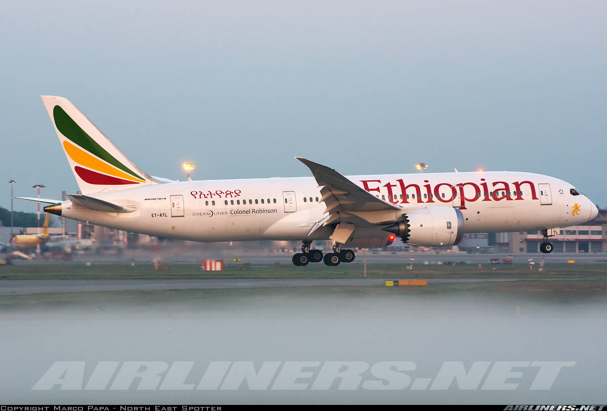 Ethiopian Airlines launches flights to Oslo