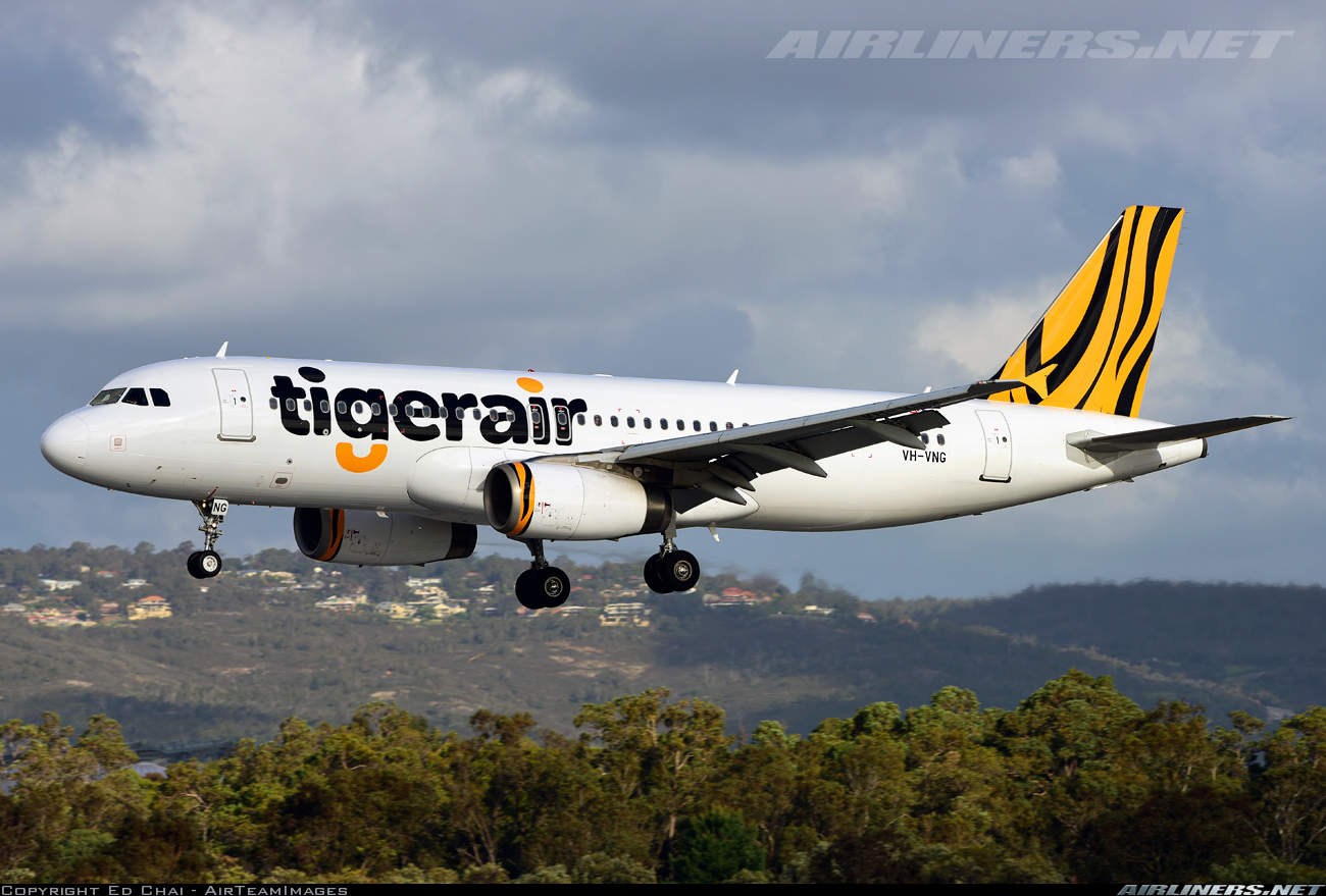 Tigerair to fold into Scoot