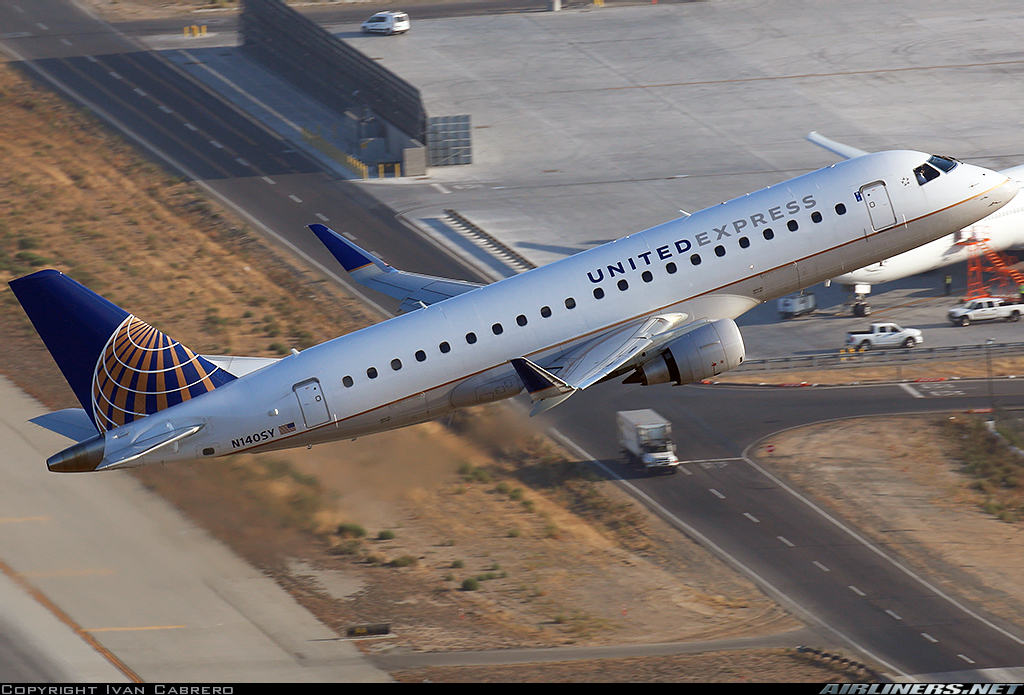United Express takes over order placed by Republic for 24x Embraer E-175s