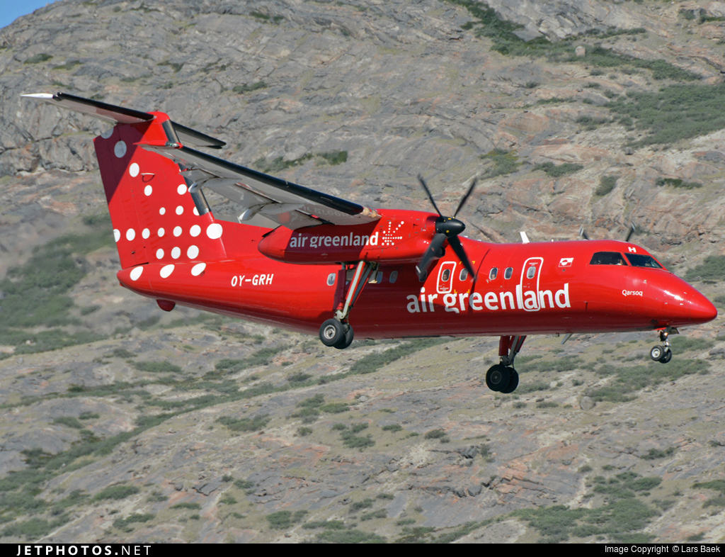 Update on the Air Greenland Dash8 that helped save a private Cessna