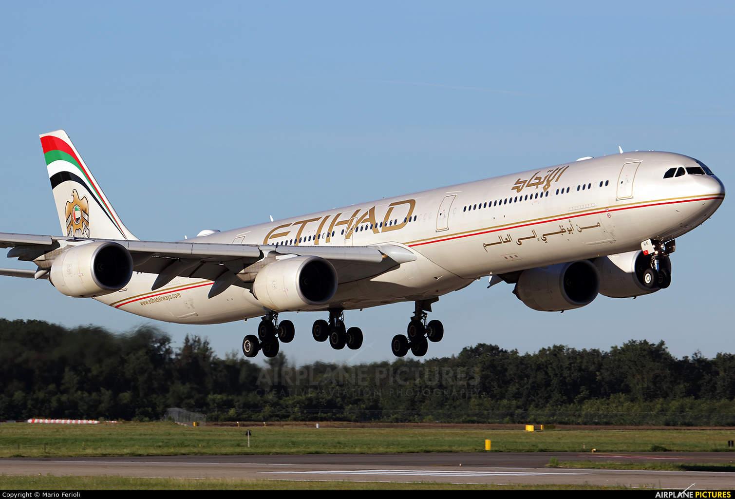Etihad suspends Abu Dhabi – Sao Paulo route