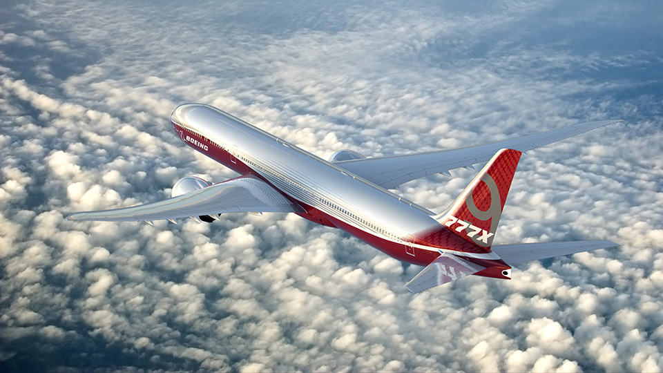 State subsidies for Boeing 777X program deemed illegal by WTO