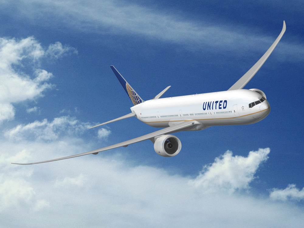 United Airlines rethinks Boeing 77W bases