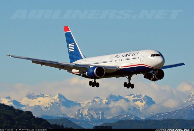 US Airways pilot dies because of engine oil fumes incident/accident 6 years ago