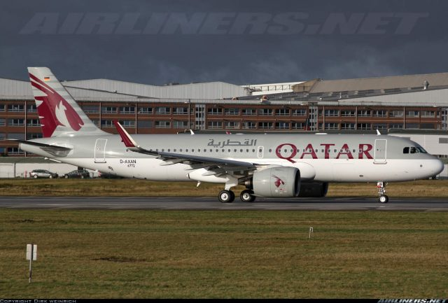 Qatar Airways looking into converting entire A320NEO order for A321NEOs