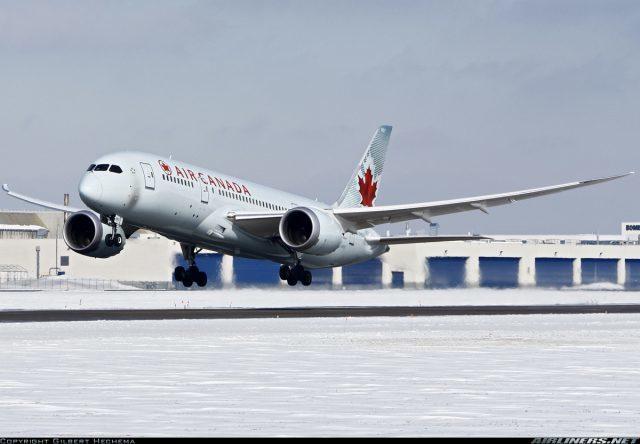 10 Years Old Girl Dies On Air Canada Flight