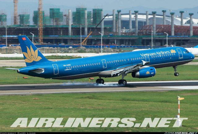 Vietnam Airlines plans to lease 21 Airbus A321NEOs