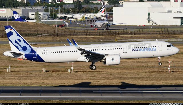 PW GTF powered Airbus A321NEO gets EASA and FAA certification
