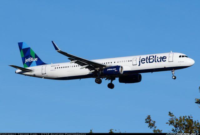 Ivanka Trump gets harassed on jetBlue flight