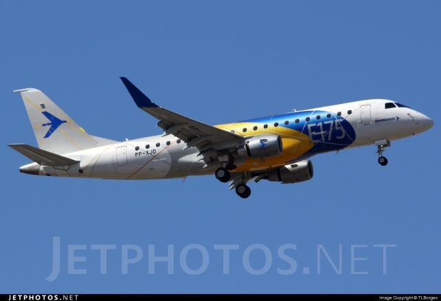 S7 Airlines becomes first airline in Russia to order the Embraer E-170