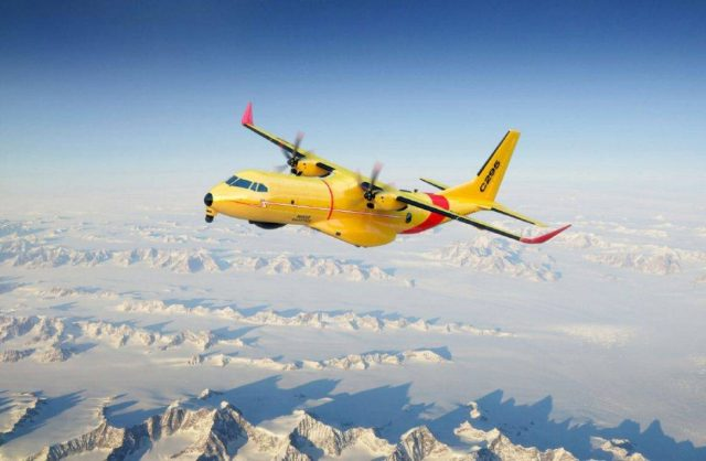 Canadian Government chooses Airbus C295 for CC-115 replacement