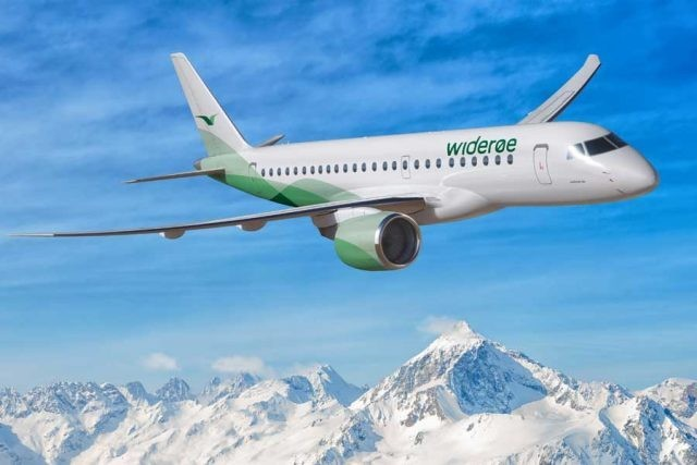 Widerøe orders 15 E-2 E-Jets of Embraer