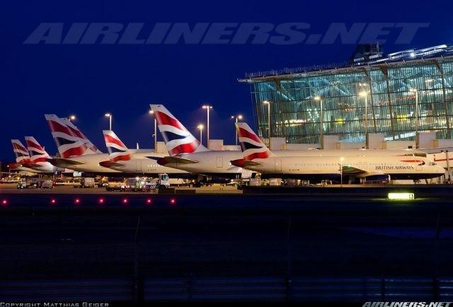 Looming strike at British Airways