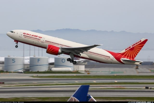 Air India launches non stop flight from New Delhi to Washington D.C.