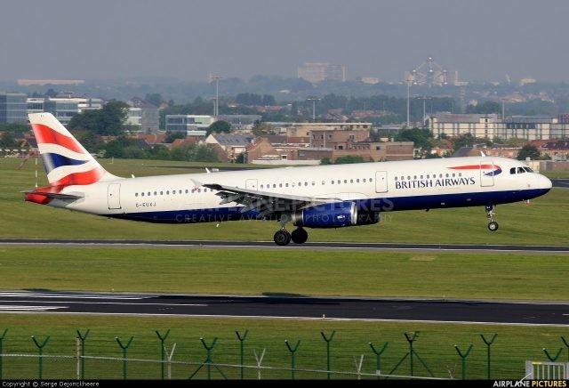 """Buy On Board"" system struggles at British Airways"