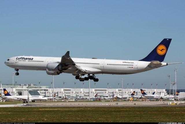 Lufthansa and Etihad looking into a merger?
