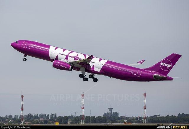 WOW Air launches Reykjavik – Tel Aviv flight