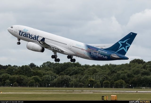 Air Transat launches seasonal Montréal-Tel Aviv flight