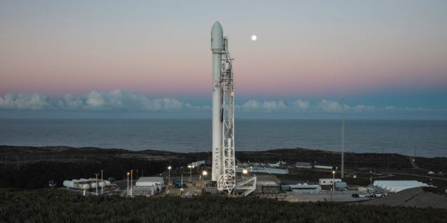 First Space X launch since explosion today (14/01/2017)