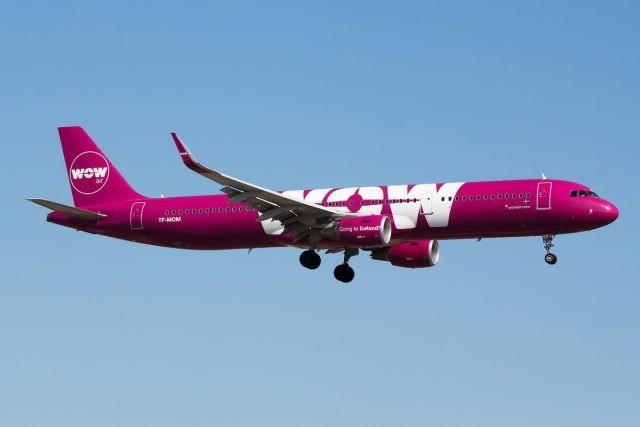 No more free Carry-On with WOW Air