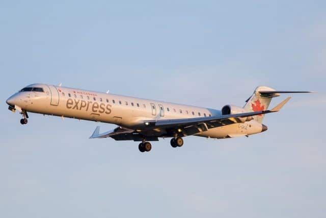 Air Canada launches non-stop Vancouver-Dallas route