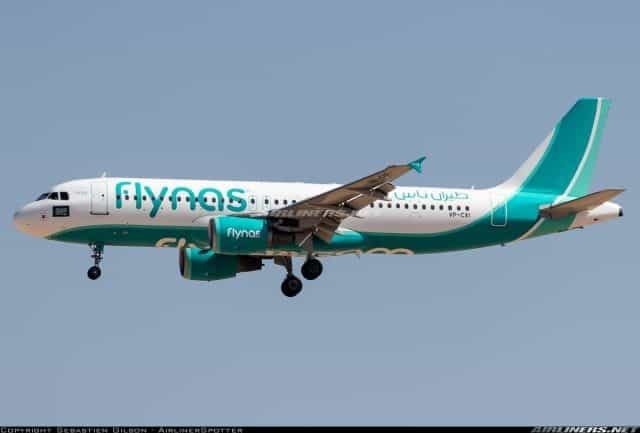 Flynas converts order for 60 Airbus A320CEOs into order for 60 Airbus A320NEOs