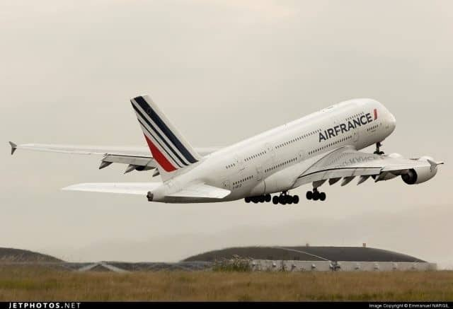 Air France – KLM swaps remaining Airbus A380 orders for Airbus A350XWBs